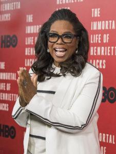 Oprah leader