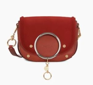 Red See by Chloe Bag