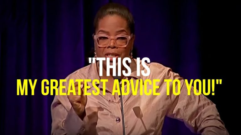 oprah motivation video