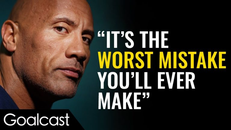 motivation inspiration video The Rock