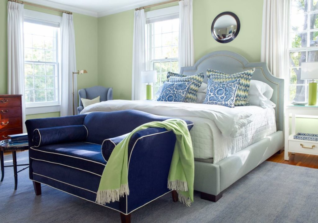 Stagecoach Inn Hickok Room Blue Room Boutique Hotel New Jersey