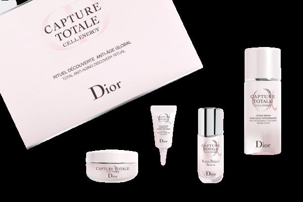 Capture Totale Age Defying Skincare Essentials