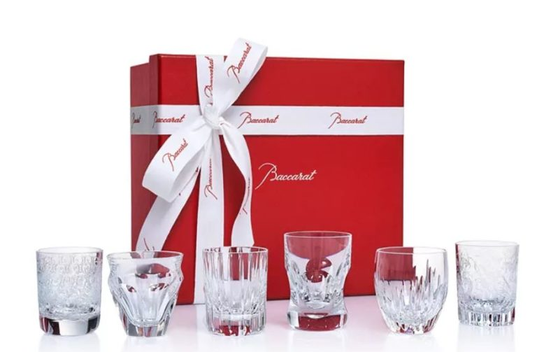 shot glasses baccarat