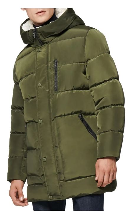 marc new york puffer coat