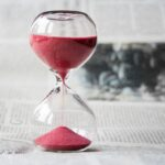 time sand hour efficiency sand clock