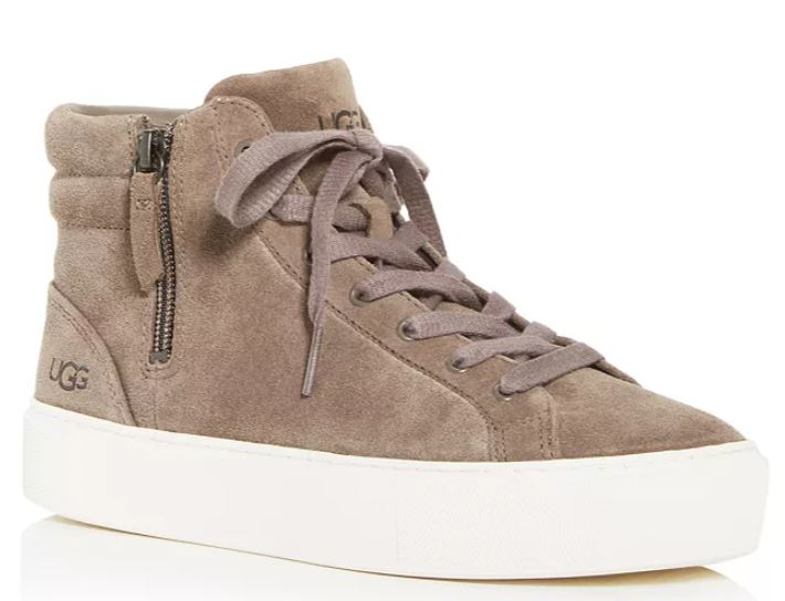 ugg olli mid-top sneakers boots