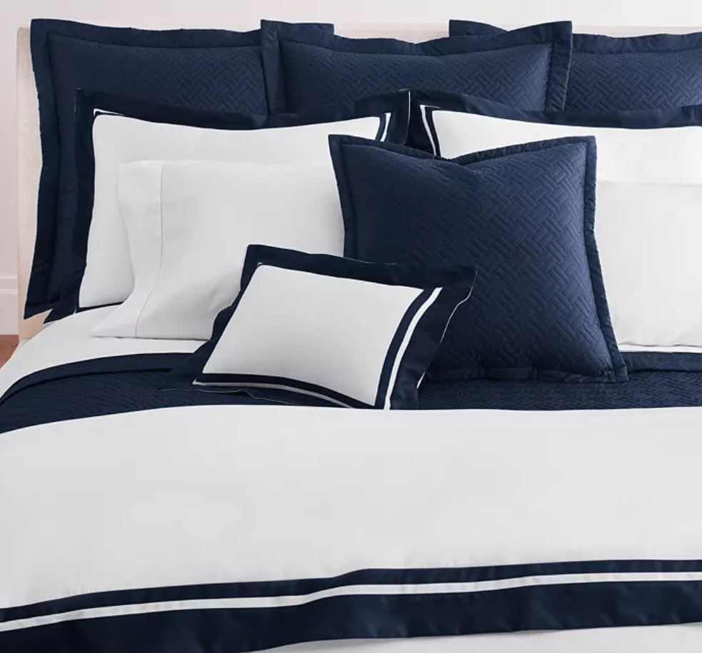 ralph lauren bedding bed set bowery collection