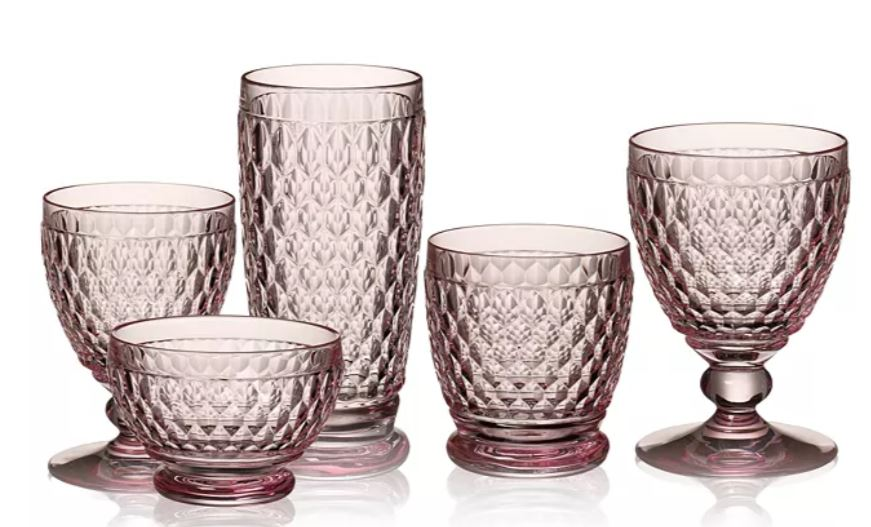 glassware collection set villeroy and boch christmas gift