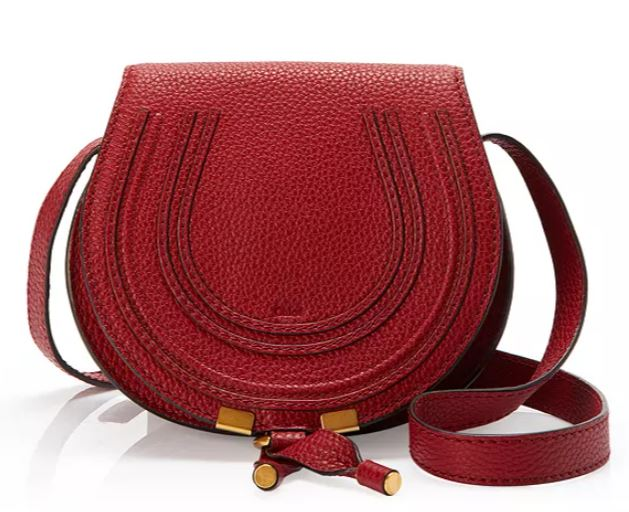 Chloe Red Cross-body Bag