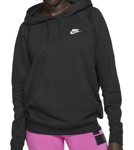 nike sportswear essential pullover fleece hoodie sweater