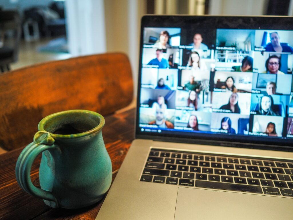 zoom meeting photo videoconference etiquette tips
